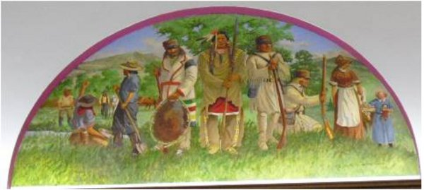 Native Americans and early Helena explorers